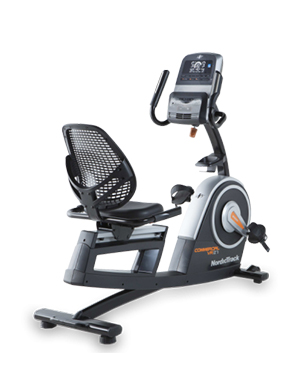 NordicTrack UK Commercial VR21 Recumbent Bikes Series